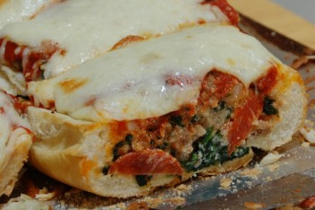 Stuffed Pizza 5